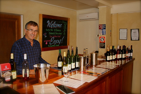 Ross Mcdonald - Macquariedale Wines