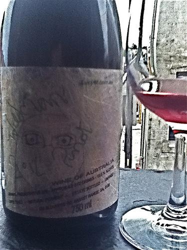 Lucy Margaux, 'Wild Man ' Pinot Noir - 13.5%