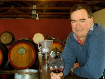 Tim Kirk, Clonakilla - Photo by The Wine Idealist