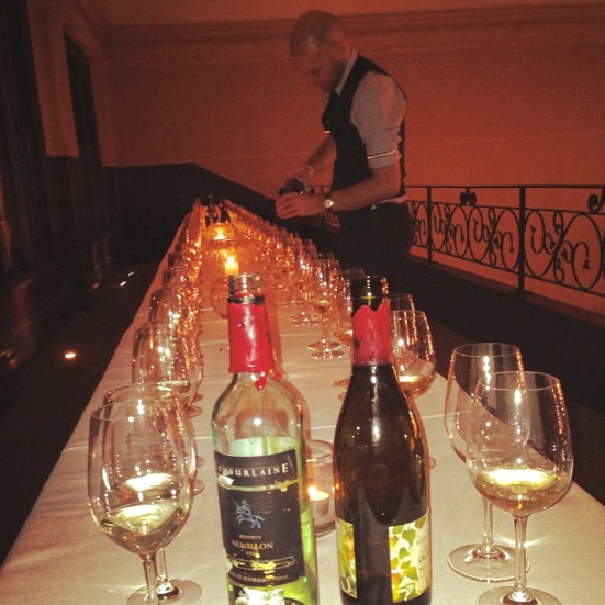 The Sunken Wines - photo by RIchie Harkham