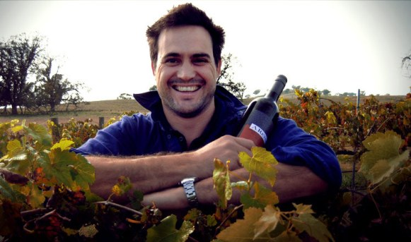 Alex Retief - photo courtesy of Alex Retief Wines