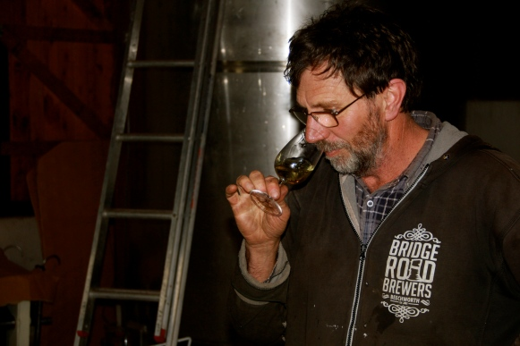 Barry Morey - photo by The Wine Idealist