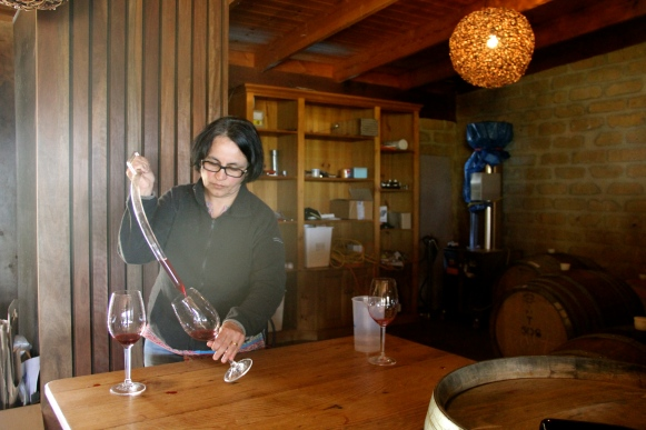 Shashi Singh, Avani - photo by The Wine Idealist