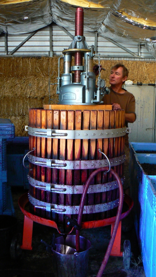 Wayne Ahrens - photo courtesy of Small Fry Wines