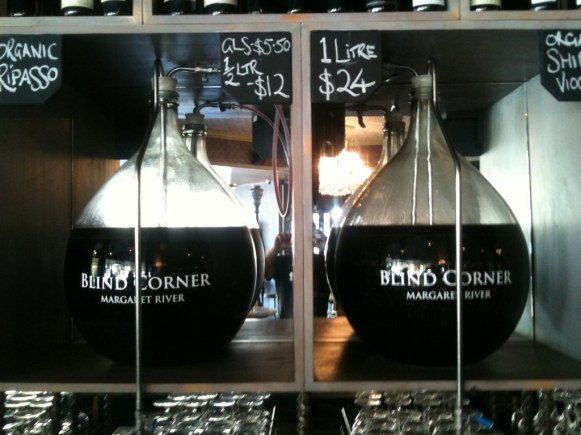 Blind Corner Booze - photo courtesy of Ben Gould