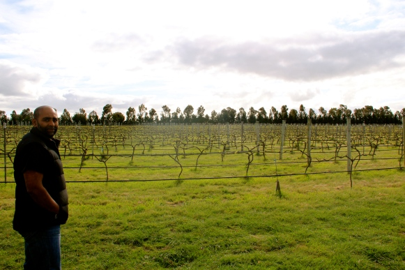 Ray Nadeson / Lethbridge Vineyards - photo by The Wine Idealist
