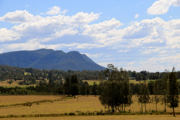 Brokenback Range - Hunter Valley - photo by The Wine Idealist