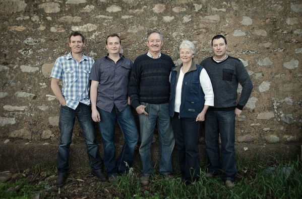The Kalleske's - photo courtesy of Kalleske Wines