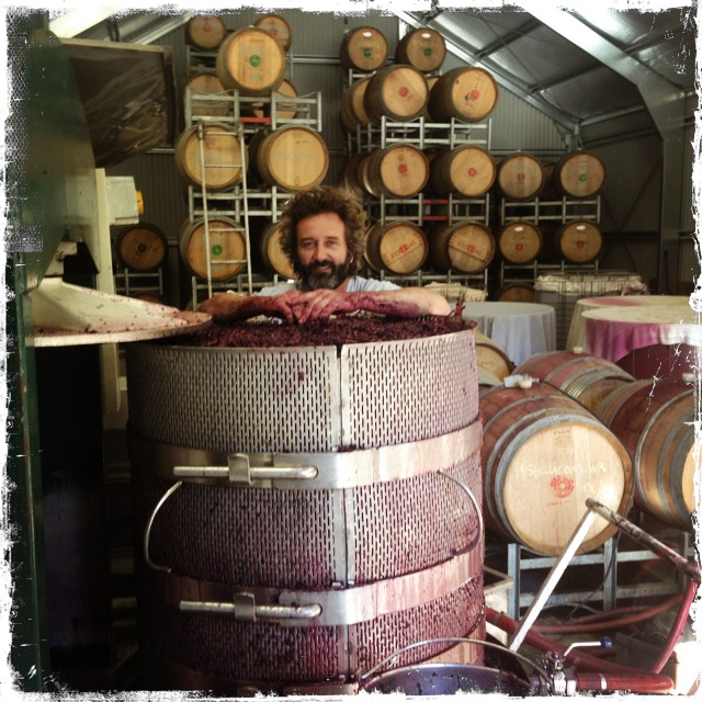 Taras Ochota - photo courtesy of Ochota Barrels