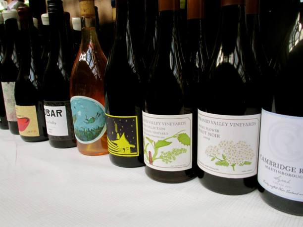 Natural Aus/NZ Wine at Real Wine Fair 2014 - photo by The Wine Idealist