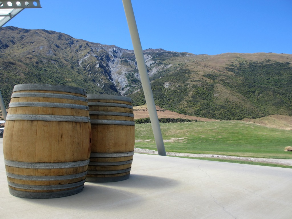 Peregrin Cellar Door - photo by The Wine Idealist