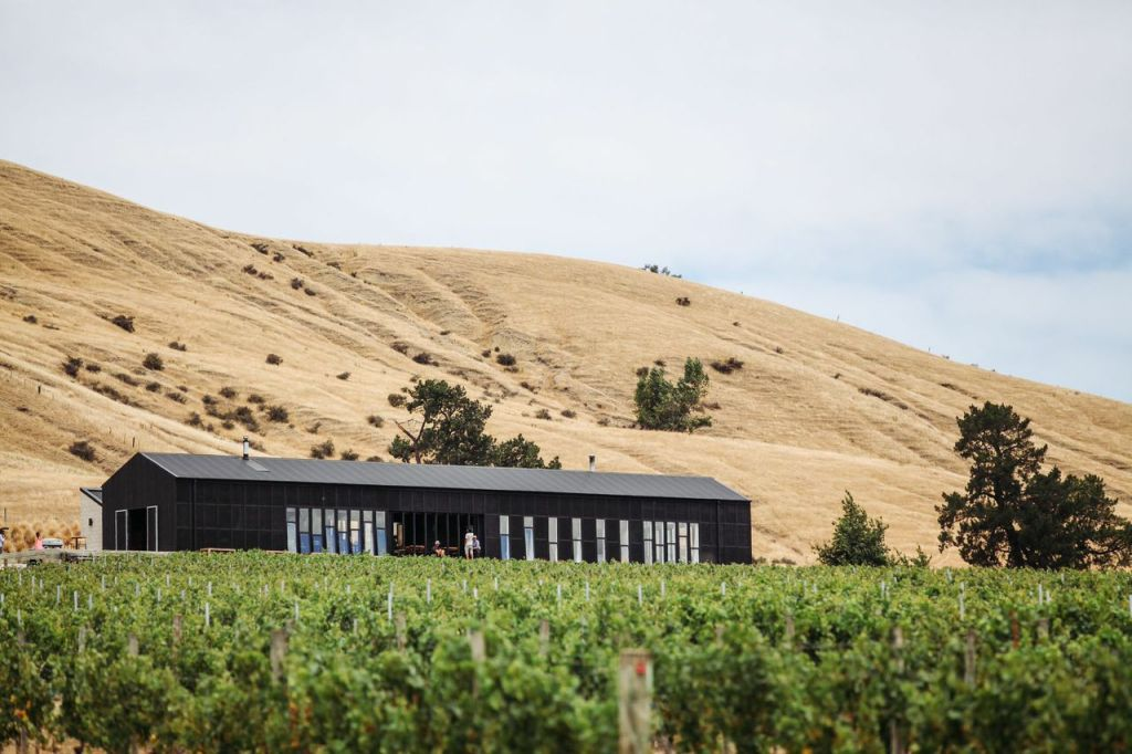 Home Vineyard and Restaurant - photo courtesy of Black Estate