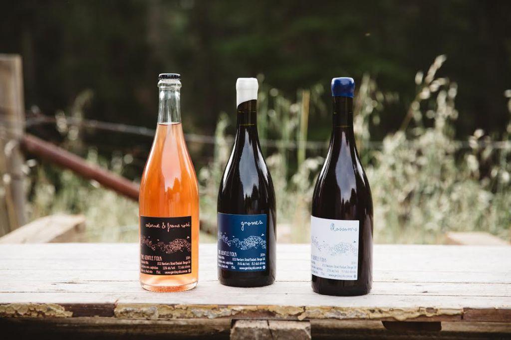 The Gentle Folk - photo courtesy of Gentle Folk Wine