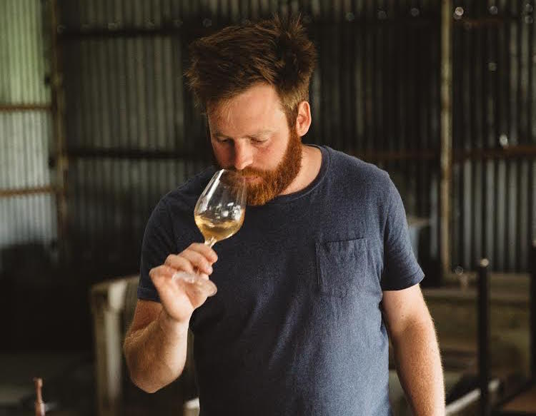 Gareth Belton - photo courtesy of Gentle Folk Wines