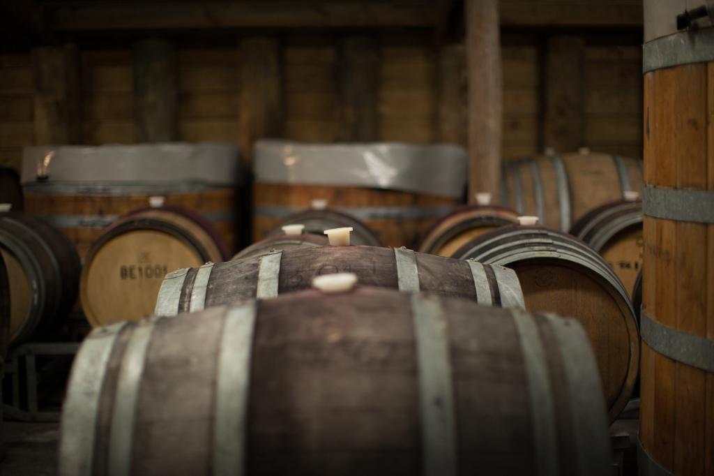 Black Estate Winery - photo courtesy of Black Estate