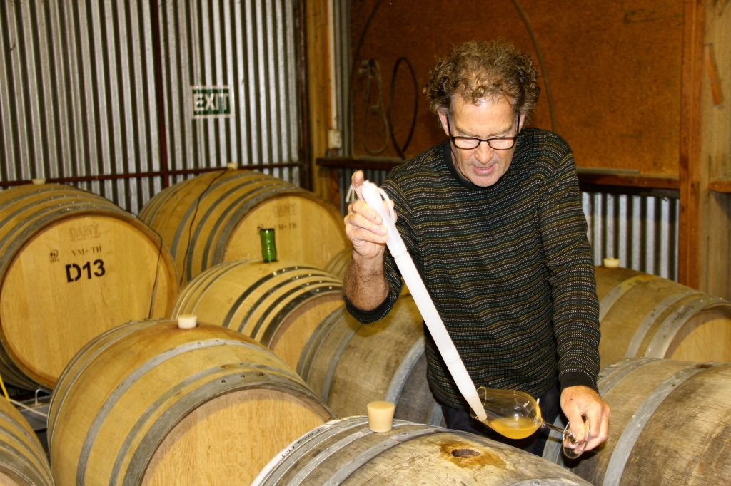Andrew Greenhough (and ) - photo by The Wine Idealist