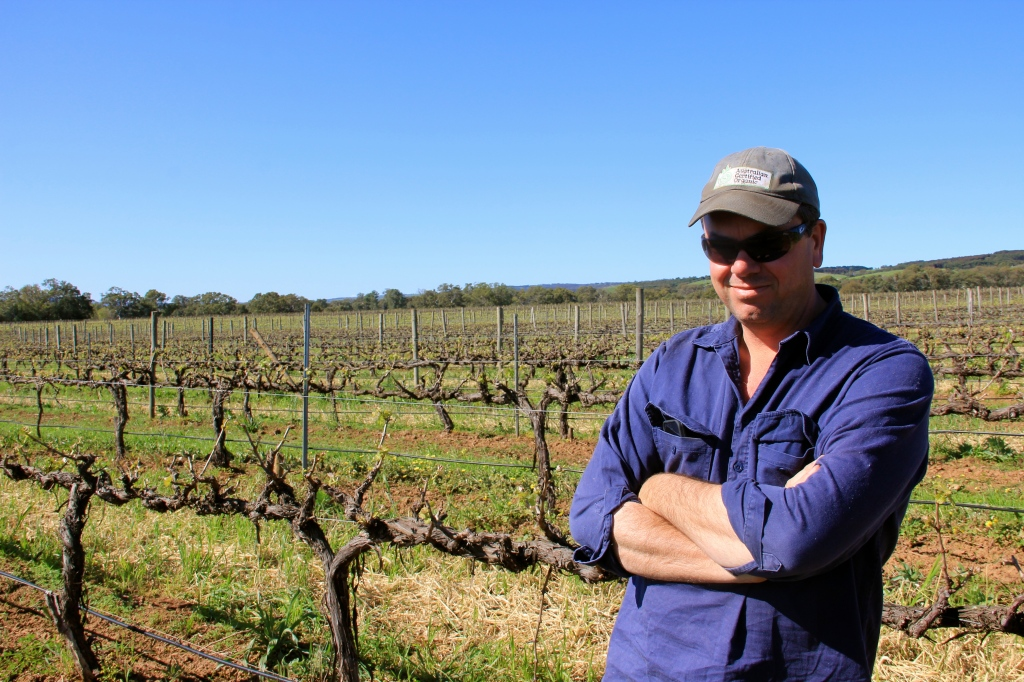 Joch Bosworth - photo by The Wine Idealist