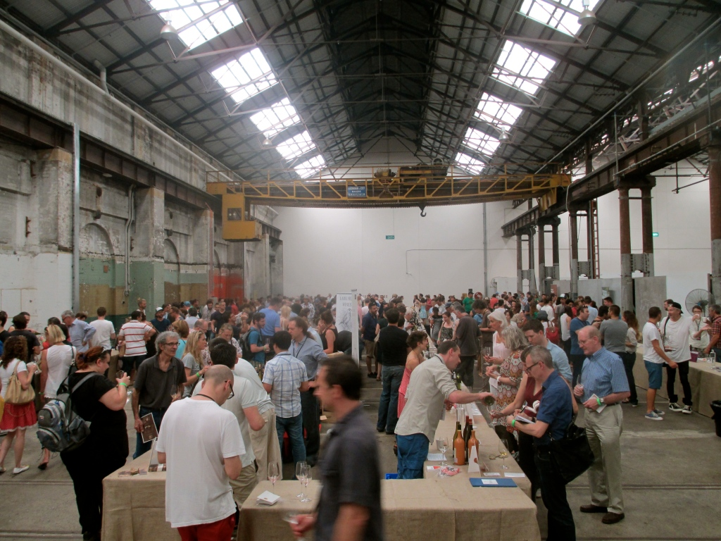 Rootstock 2014 - photo by The Wine Idealist