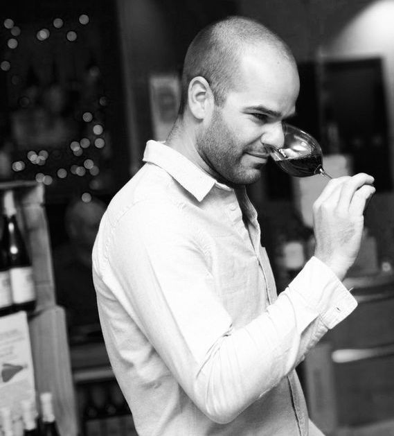 Daniel Graham - photo courtesy of Sigurd Wines