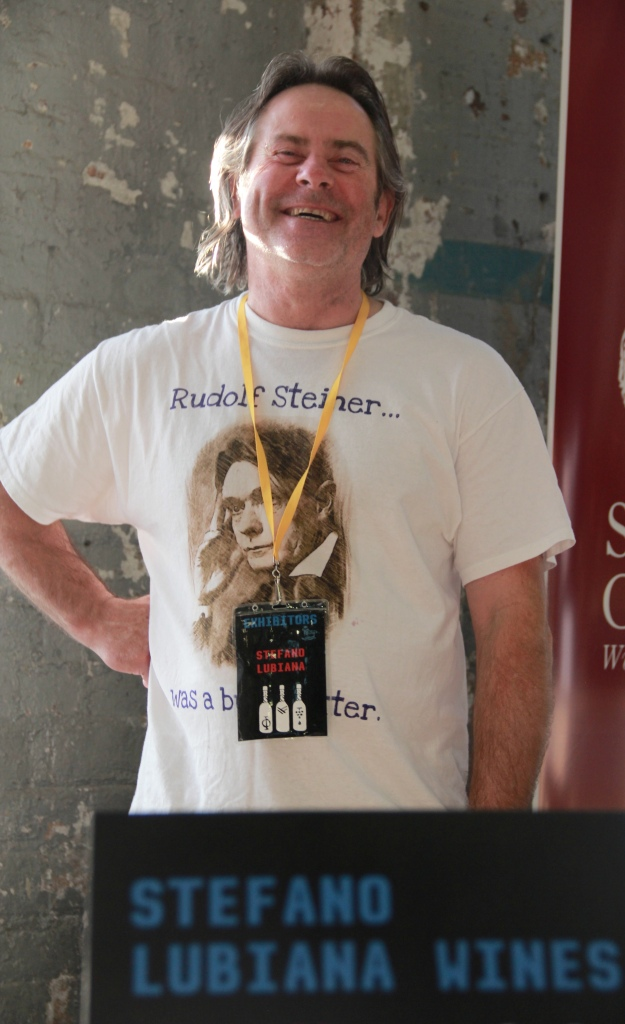 Steve Lubiano - photo by The Wine Idealist (Click to Read)